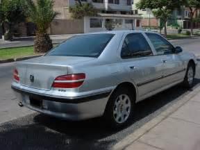 Peugeot 406 1.8 Sr AÑo 2000 Modelo 2001