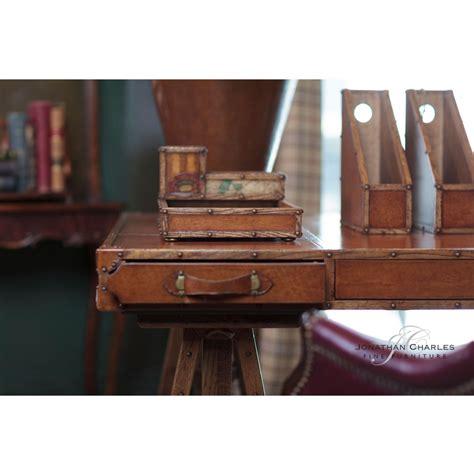 desk sets for him vintage oak desk organiser swanky interiors