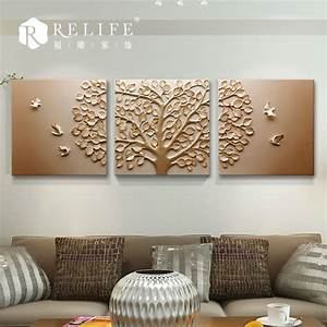 Image gallery indian wall art for What kind of paint to use on kitchen cabinets for gold metal flower wall art