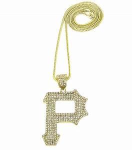 iced out letter p pendant w 30quot 36quot hip hop chain With letter p pendant