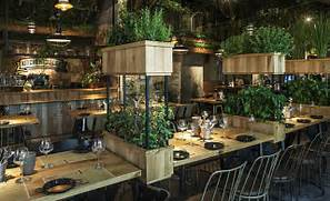 Amazing Brazilian Restaurant Without Walls Natural Restaurant Interior Design Adorable Home