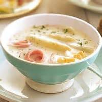 aspergesoep 5 eetlepels bloem bieslook recepten recept culinair online van tvosje heerlijke
