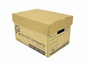 B1 a4 klikstor document storage box 375x275x240mm for Box documents