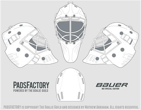 bauer goalie mask template bauer goalie mask template search results calendar 2015
