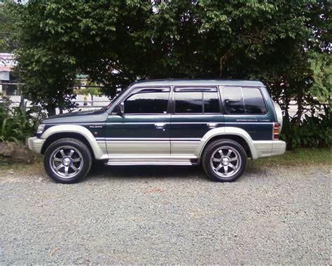 how do i learn about cars 1995 mitsubishi diamante head up display greenpajero s 1995 mitsubishi pajero in q c