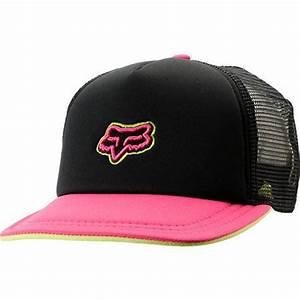 FOX GIRLS Fox Girls Ride Forever Snapback Trucker Hat