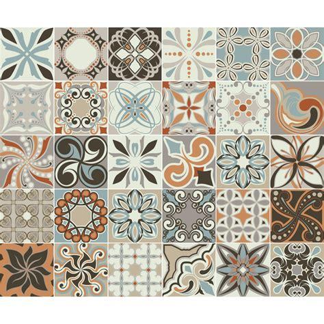 stickers carrelage carreaux de ciment 30 stickers carreaux de ciment bali et design artistiques ambiance sticker