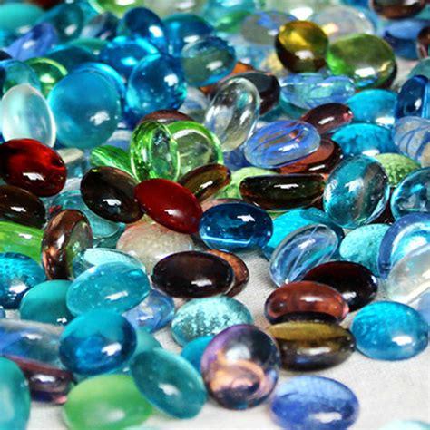 bag multi colored vase aquarium background