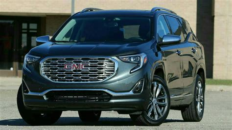 2019 Gmc Terrain Denali Compact Suv  Review Youtube