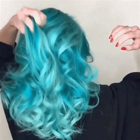 turquoise jeep gif turquoise hair gif coloredhair turquoise discover