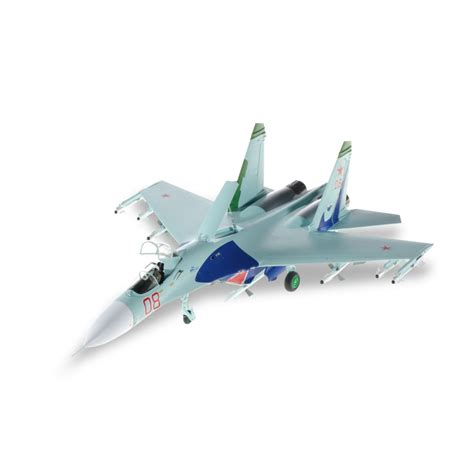 Herpa 1/72 580007 Sukhoi Su-27 Russian Air Force '08 Red