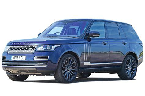 Land Rover Car : Range Rover Suv Interior, Dashboard & Satnav