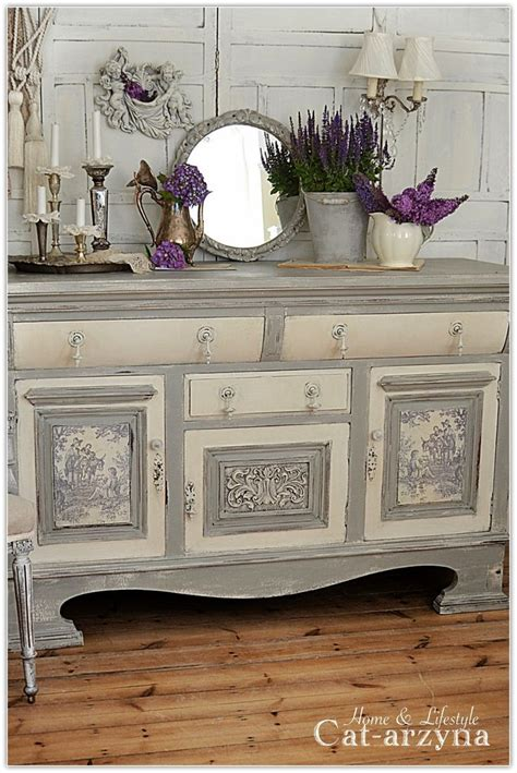 shabby chic furniture ta cat arzyna my furniture pinterest toile de jouy toile and painted chest