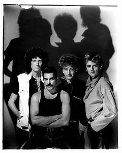 The Works Photo session | Queen Photos