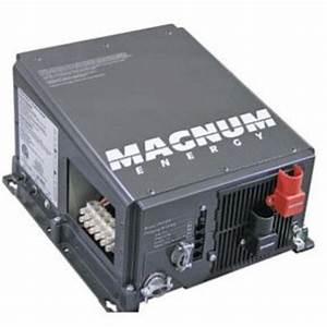Magnum  Rd2824  2800 Watt  24 Volt  Inverter  Charger  120 Vac