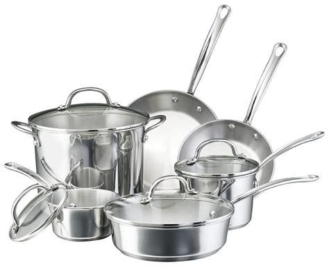 fal  farberware cookware  stick ceramic stainless steel