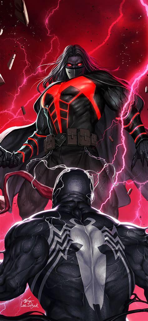 Il s'agit du deuxième film du sony pictures universe of marvel characters. 1125x2436 Carnage v Venom Iphone XS,Iphone 10,Iphone X ...