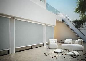 Store Vertical Exterieur Grande Dimension : les stores exterieurs fenestore ~ Melissatoandfro.com Idées de Décoration