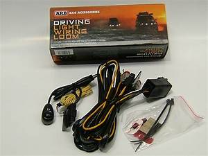 Arb Light Wiring Loom Kit - Deutsch Connectors