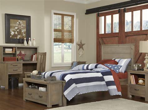 driftwood bedroom furniture highlands alex driftwood youth panel bedroom set from ne 11484 | 10020 alex rm nekids