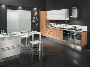 Concept, Of, The, Ideal, Kitchen, Decorating, For, Minimalist, House