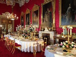 Inside Buckingham Palace: The Dining Room Places I Have