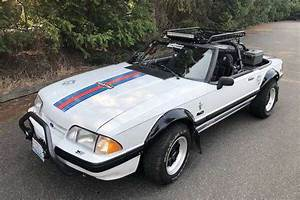 This Fox-Body Ford Mustang Safari on Craigslist Is the Ultimate Crossover - The Drive