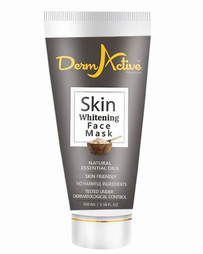 Mask Face Whitening Skin Premium Dermactive