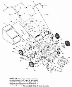 31 Troy Bilt 21 Self Propelled Mower Parts Diagram