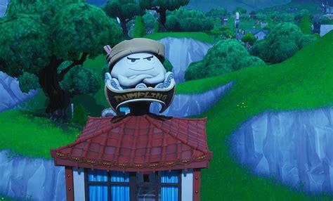 dance  top   giant dumpling head fortnite