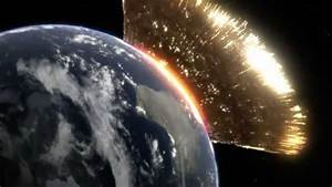 This Is What It Would Look Like If A Huge Asteroid Hit The ...