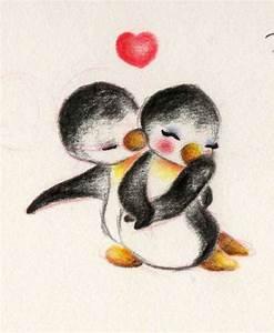 penguin love on Tumblr