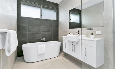 Bathroom Feature Tile by Everything You Need To About Choosing Bathroom Tiles