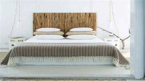 bamboo headboards for beds headboards create a custom look for your bedroom junk