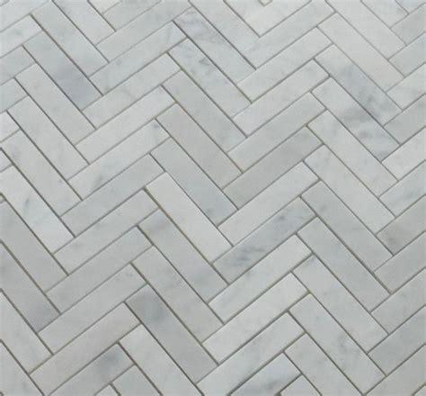 sketch tiles entiva herringbone 100 23 5 bianco