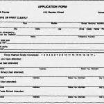 blank resume forms to fill out pin blank resume fill in pdf 067 resume format