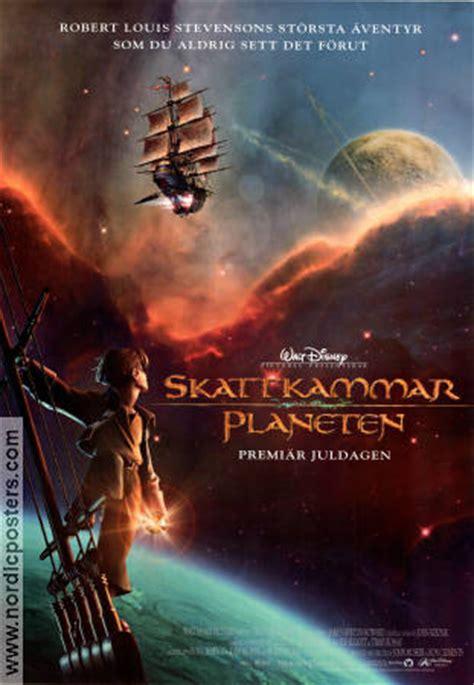 Treasure planet (2002) tech specs : TREASURE PLANET Movie poster 2002 advance original NordicPosters