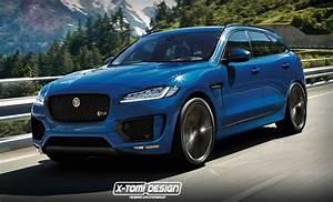 Jaguar Rs : rendering jaguar f pace rs ~ Gottalentnigeria.com Avis de Voitures