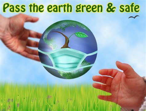 Save earth; Save health