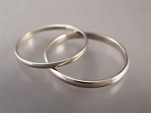 Thin White Gold Wedding Band Wedding And Bridal Inspiration