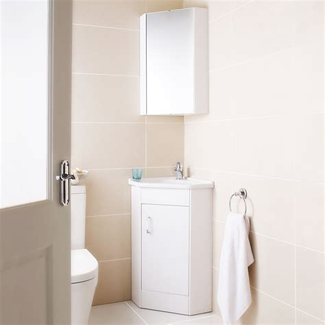 space efficient corner bathroom cabinet ideas