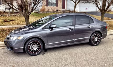 post up your civic w rims pics info only page