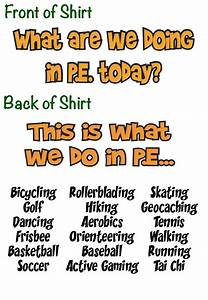 PE Central: New... Elementary Pe Quotes