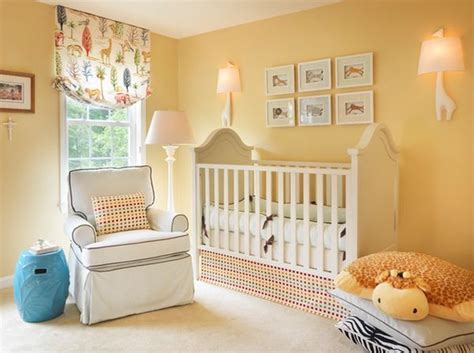 Yellow And White Curtains For Nursery by How To Choose Curtains For The Nursery Room