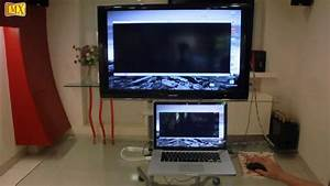 How To Connect Old Macbook Pro To The Tv With Audio