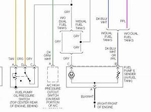 Wiring For Fuel Pump