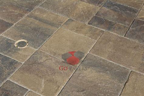 torrance paver patio belgard lafitt patio slab