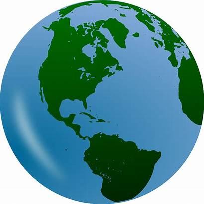 Earth Pixabay Globe Planet Vector Graphic