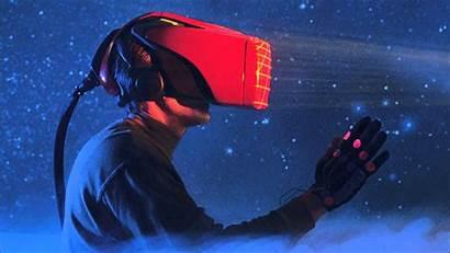Google Virtual Reality Vr Headset Games Con