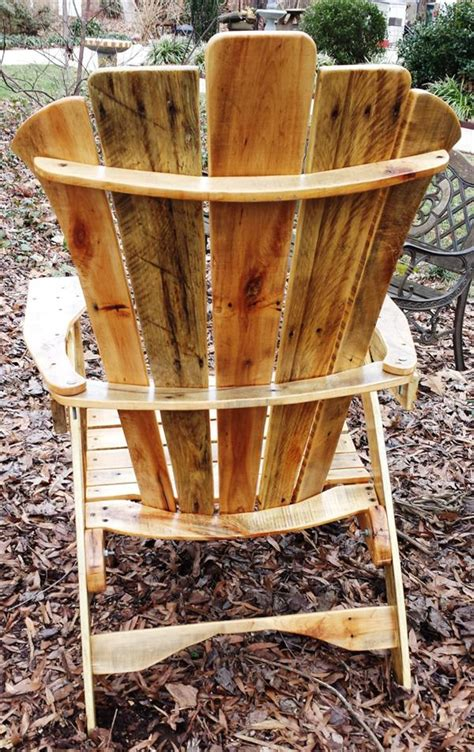 diy pallet adirondack chair with table pallet furniture